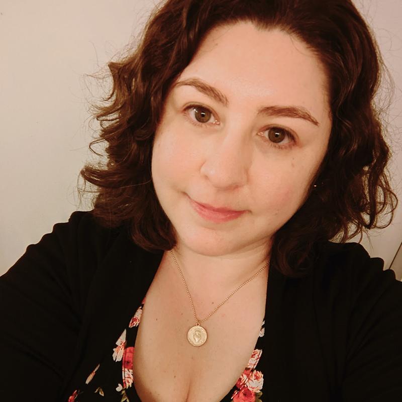 Lauren Scharhag headshot
